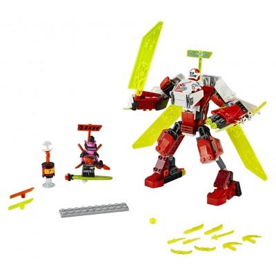 LEGO Ninjago 71707 Kai a robotická stíhačka