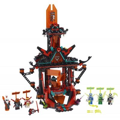 LEGO Ninjago 71712 Chrám cisára bláznovstva