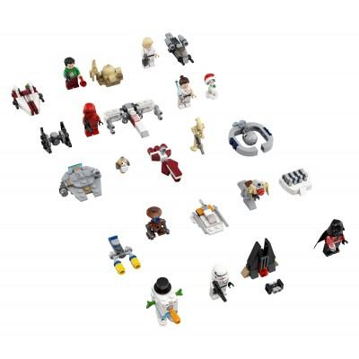 LEGO Star Wars 75279 Adventný kalendár