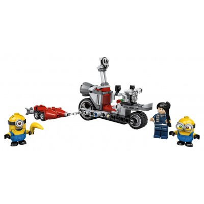 LEGO Minions 75549 Divoká naháňačka na motorke