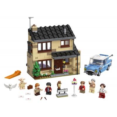 LEGO Harry Potter 75968 Privátna cesta 4