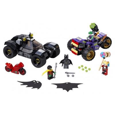 LEGO DC Batman 76159 Prenasledovanie Jokera na trojkolke