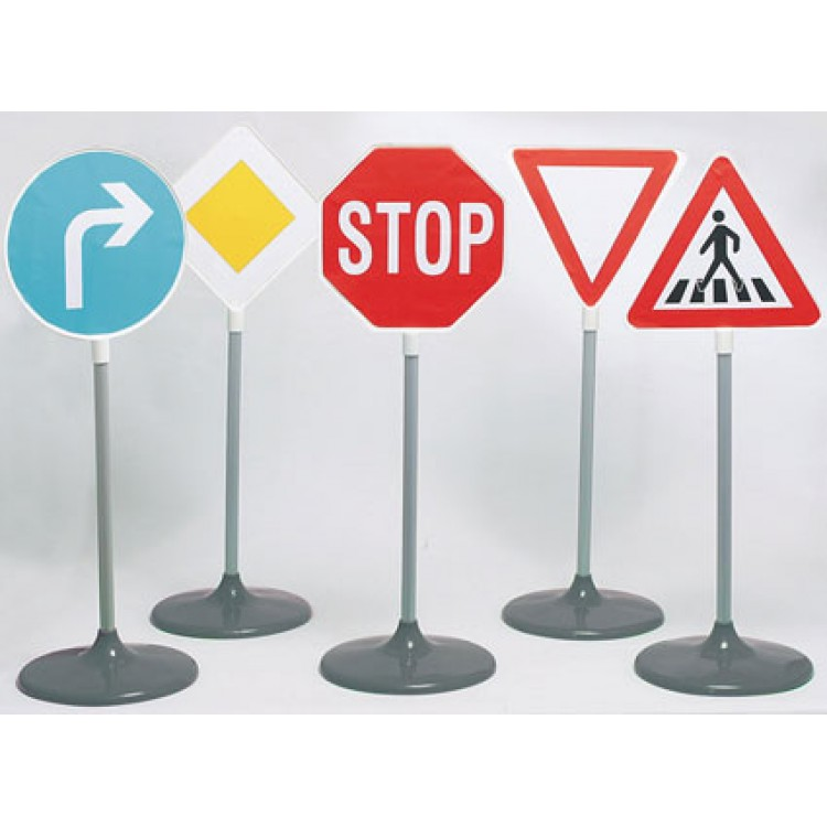 Klein Dopravné značky