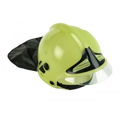 Klein Hasičská helma fosforeskujúca