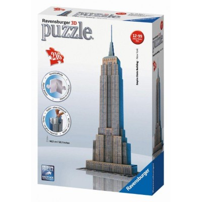 Ravensburger 3D Empire State Building 216