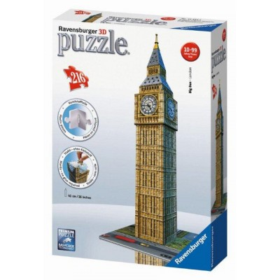 Ravensburger 3D Big Ben 216