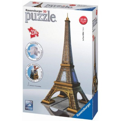 Ravensburger 3D Eiffelova veža 216