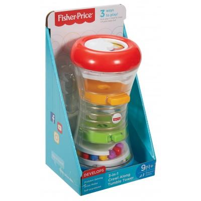 Fisher Price Veža s guľôčkami 3v1