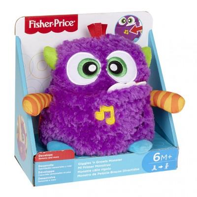 Fisher Price Plyšová príšerka