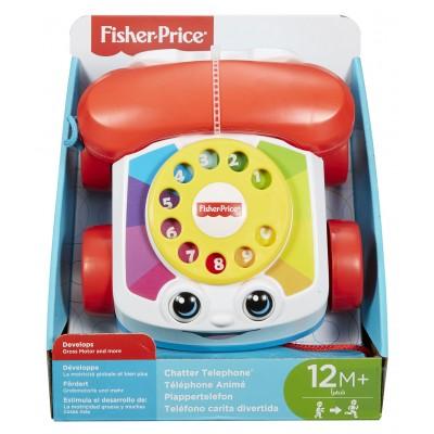 Fisher Price  Ťahací telefón