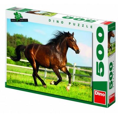 Dino Kôň vo výbehu 500