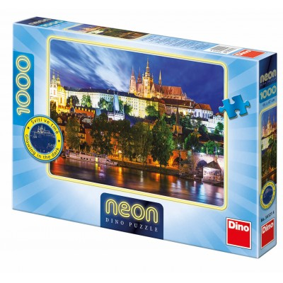 Dino Neon Letná noc v Prahe 1000
