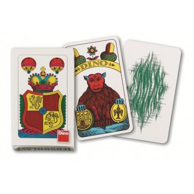 Dino Hracie karty jednohlavé