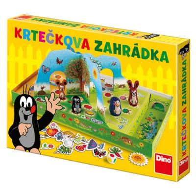 Dino Krtkova záhradka