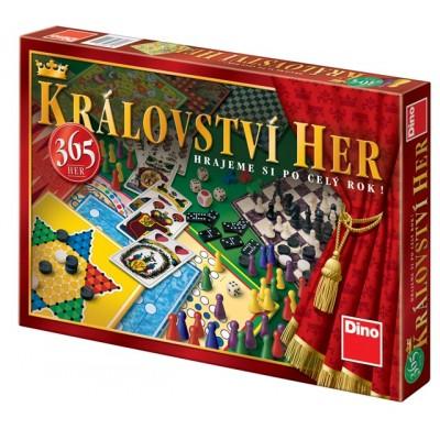 Dino Kráľovstvo hier