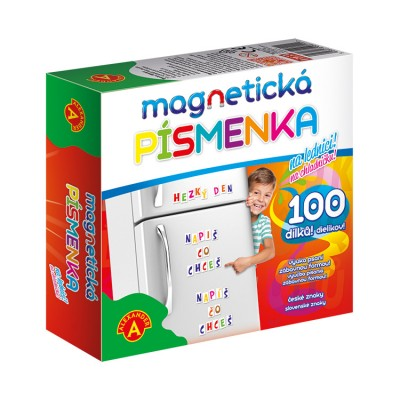 Alexander Magnetické písmenká na chladničku
