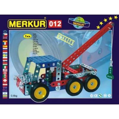 Merkur 012 Odťahovacie vozidlo