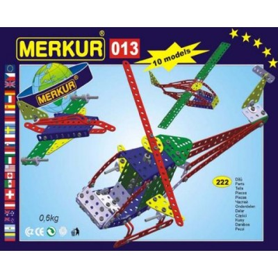 Merkur 013 Vrtuľník