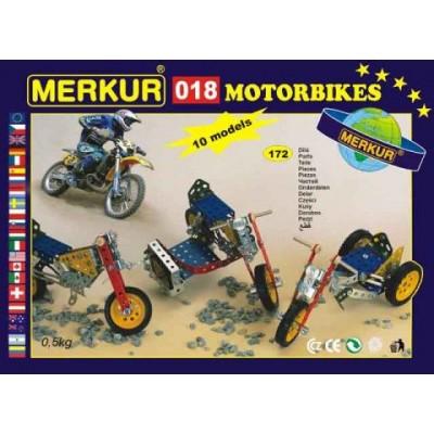 Merkur 018 Motocykle