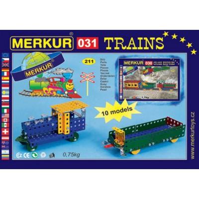 Merkur 031 Železničné modely