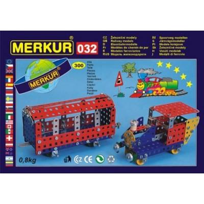 Merkur 032 Železničné modely
