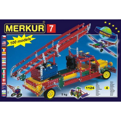 Merkur 7 Big Set