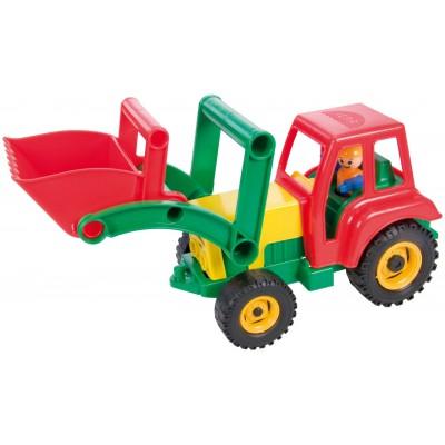 Lena 04161 Aktívny traktor s lyžicou