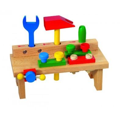 Detoa Stôl s náradím
